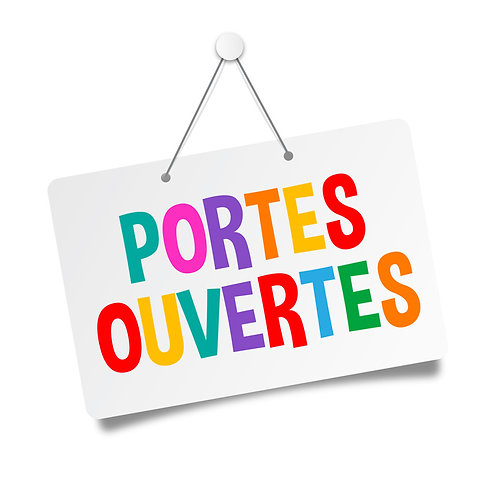 MATINÉE PORTES-OUVERTES - 20/03/2019