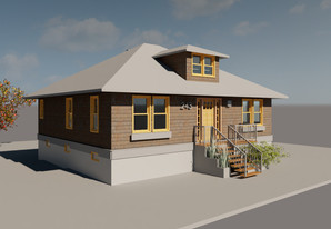 revived beach cottage