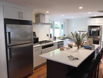 1950's kitchen re-do