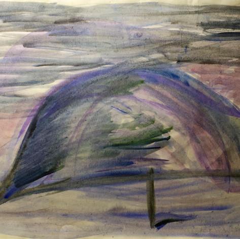 Зонтообразный купол