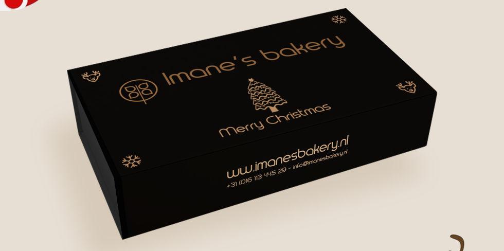 Kerstpakket | Imane's Bakery