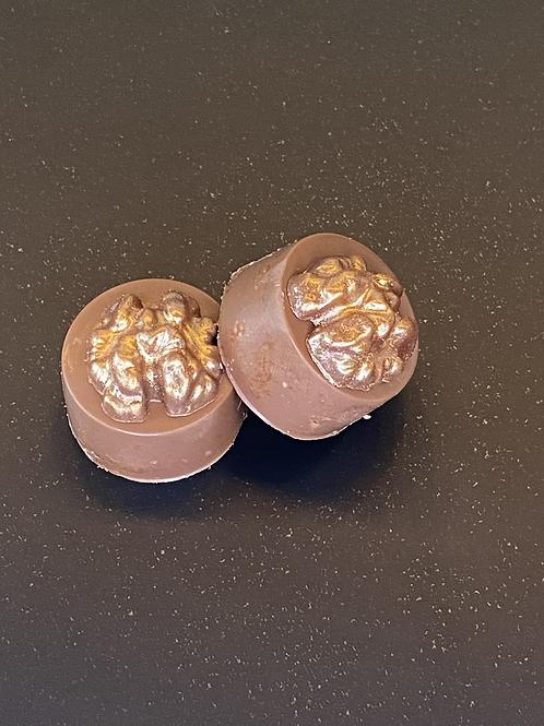 Walnoot chocolade koekje