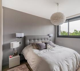chambre luxe amenagement tendance renovation appartement travaux-decoration lyon architecte intérieur studiolb lisa bronsztejn boileau