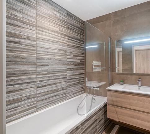 salle de bain haut de gamme amenagement tendance renovation appartement travaux-decoration lyon architecte intérieur studiolb lisa bronsztejn boileau
