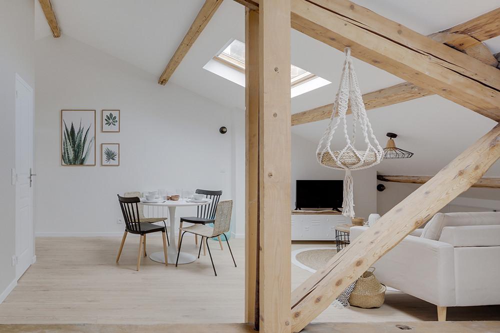 Aménagement d'un appartement à Lyon