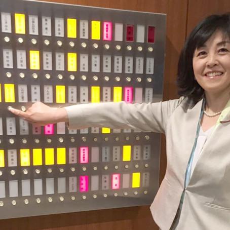 札幌市議会へ初登庁