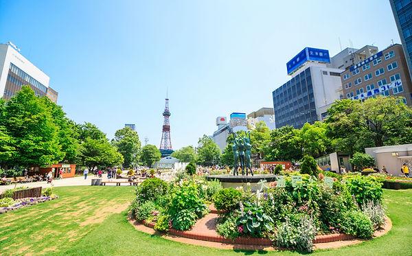 写真:大通公園