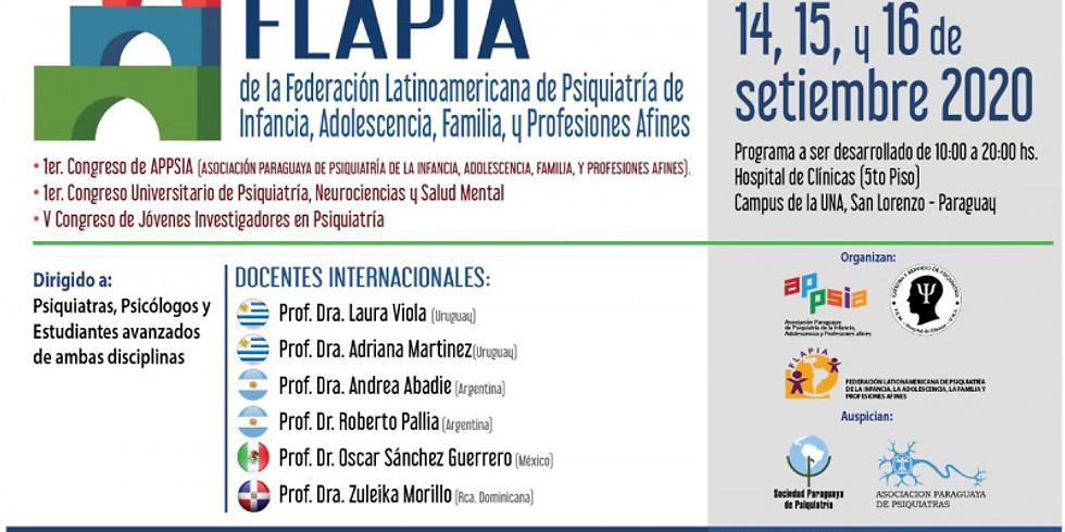 Congreso FLAPIA