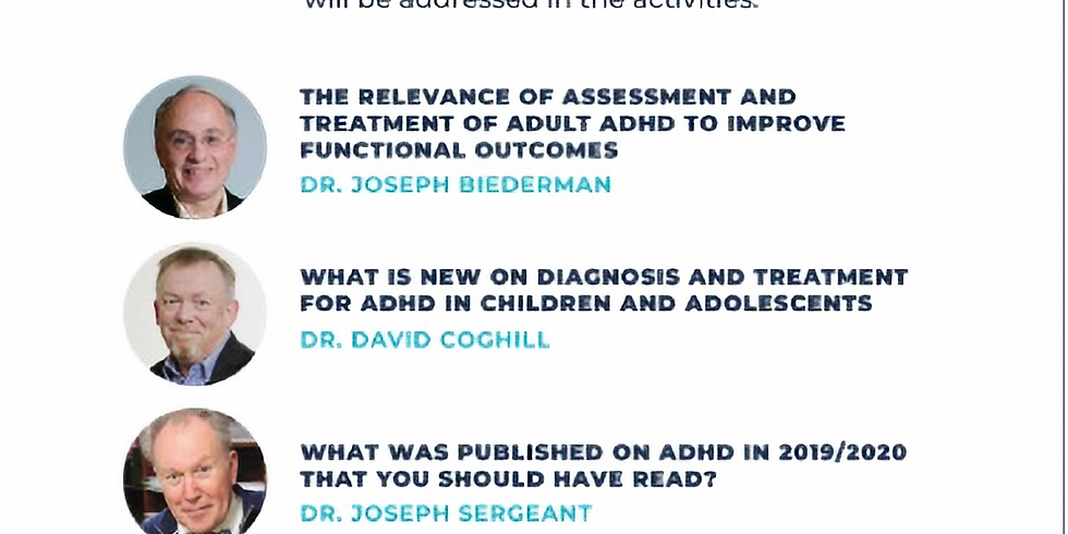 NEW FRONTIERS IN ADHD