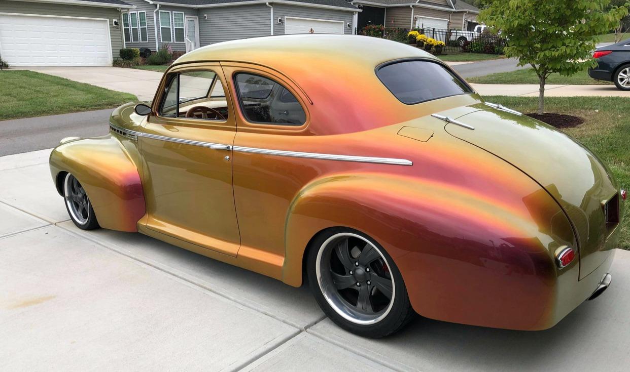 1941 Chevy Master Deluxe