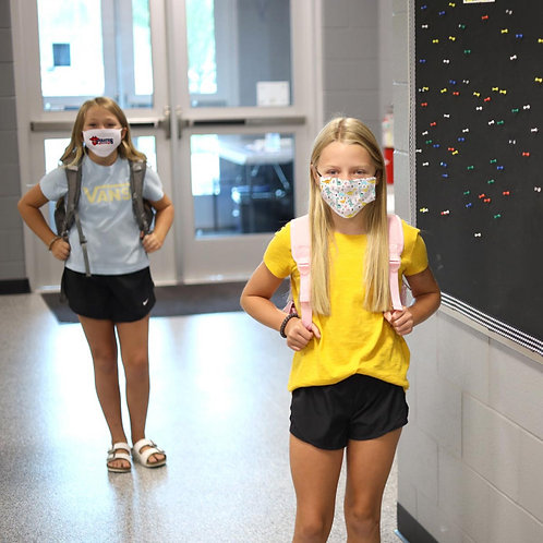 Custom Mask Kids: Small