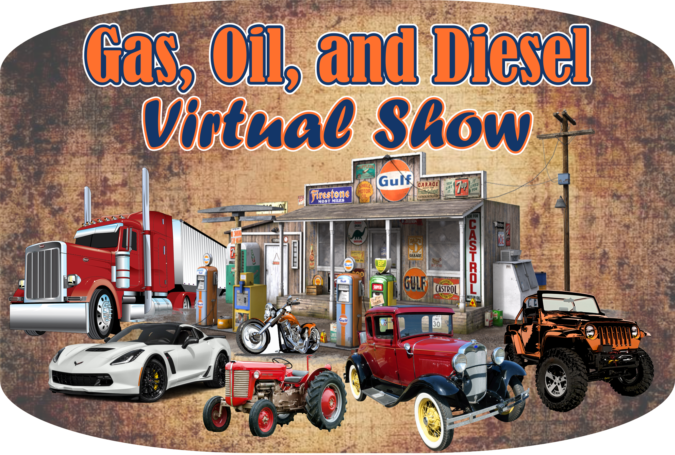 Gas Oil and Diesel Virtual Show