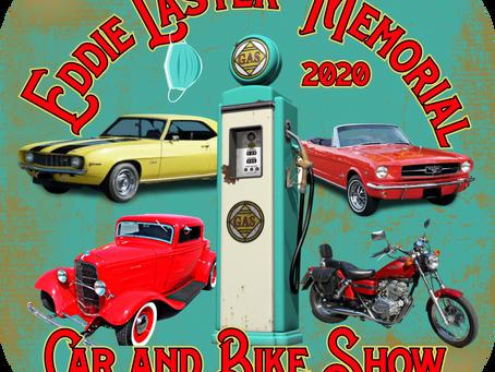 2020: 2nd Annual Eddie Laster Memorial Car Show Fundraiser