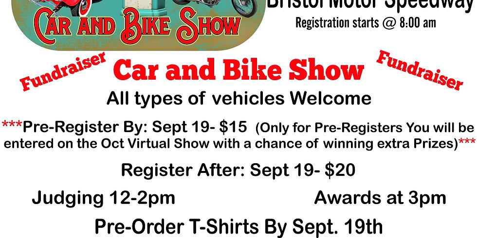 Eddie Laster Memorial Car & Bike Show Fundraiser  and  Craft & Vendor Show