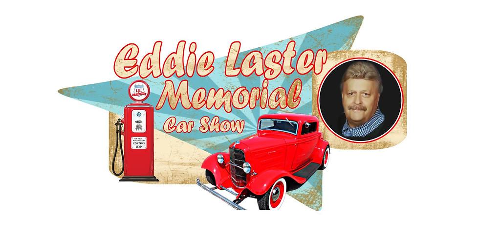 3rd annual Eddie Laster Car Show Fundraiser