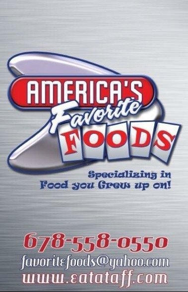 America's Favorite Foods
