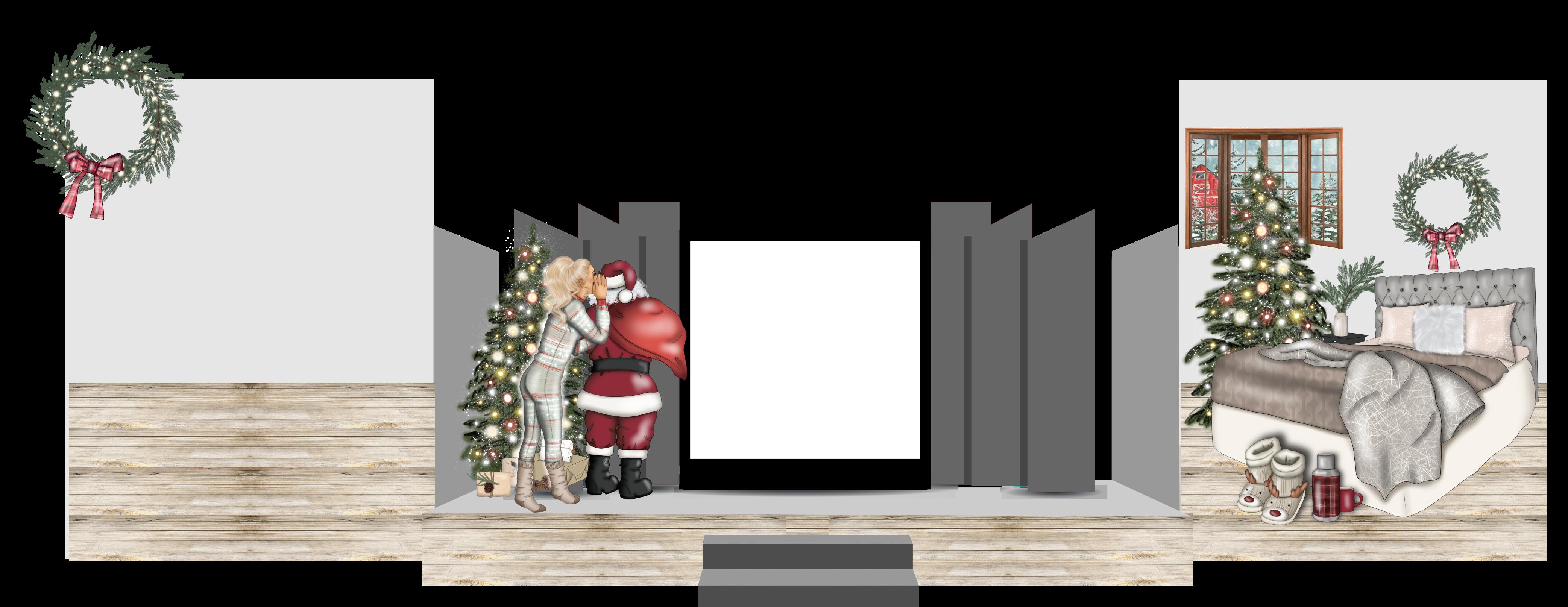 V-Booth Santa