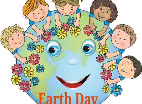 Celebrate Earth Day with your Kids!