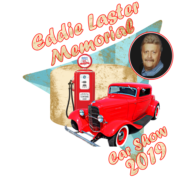Eddie Laster Memorial Car Show Fundraiser with Carft and Vendors