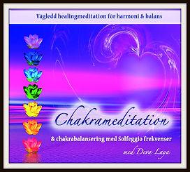 Chakrameditation_Chakrabalansering_solfeggio_DevaLaya