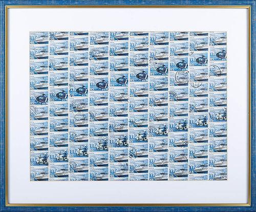 45_Police Andy Warhol nyomán_Police upon