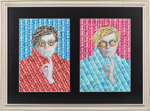 64_Andy Warhol variációk_Andy Warhol var