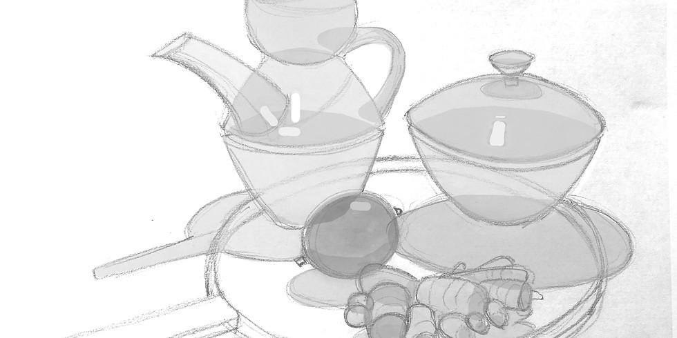 Drawing Workshop: Seeing Shapes