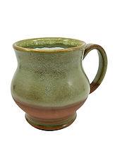 coffee mug forest green