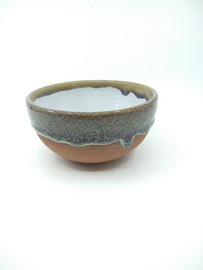 Stargazer Stoneware Rice Bowl