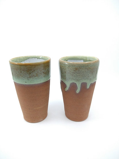 Forest Stoneware Tumbler
