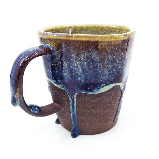 Stargazer Square Stoneware Mug