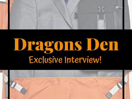 Dragons Den - Exclusive Interview!