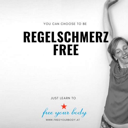 Regelschmerz | Free Your Body