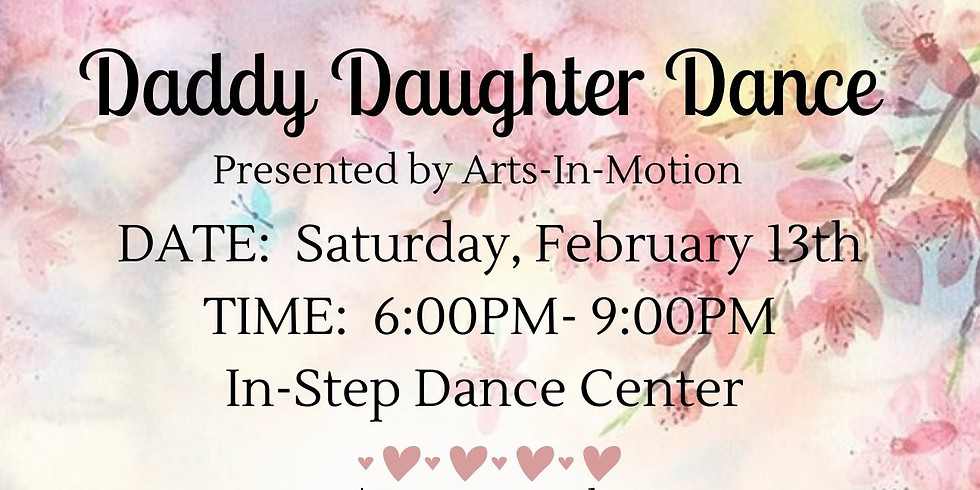 DADDY DAUGHTER DANCE IN THE WOODLANDS