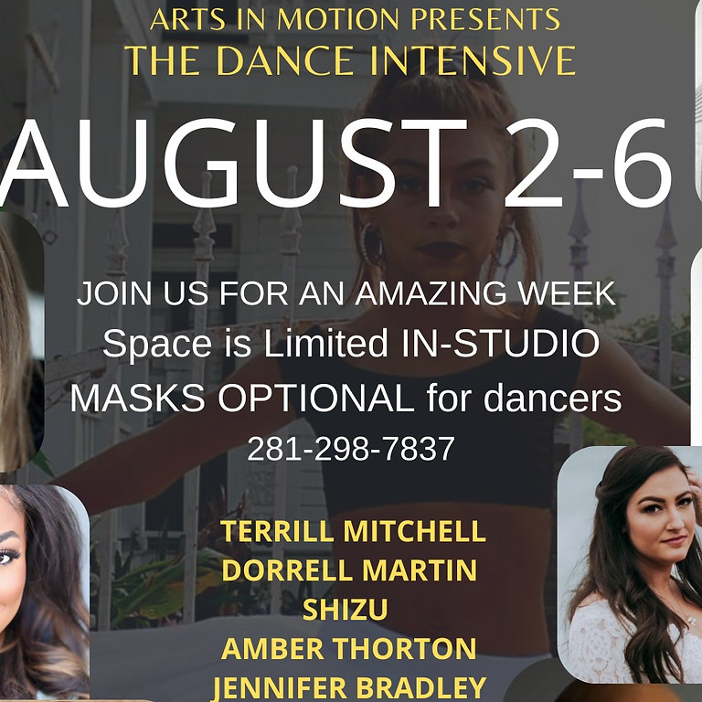 The Summer Dance Intensive for All Dancers