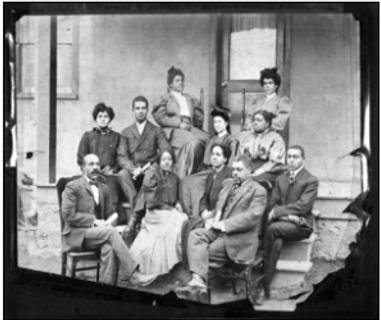 Long and Marshall families