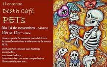 """DEATH CAFÉ PET"" CHEGA AO BRASIL"