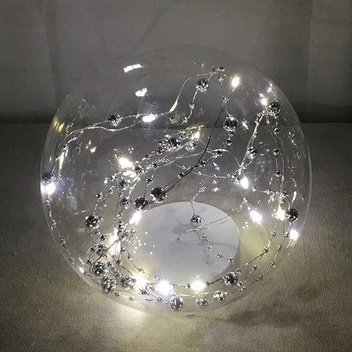 PALLA VETRO LED