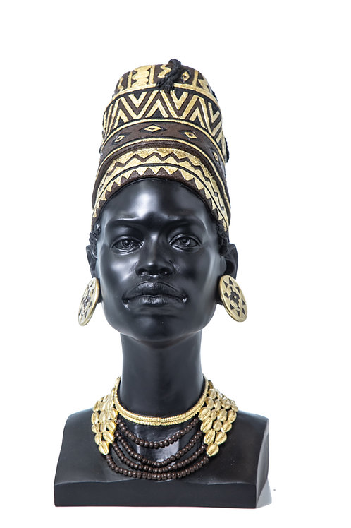 Testa Africana resina