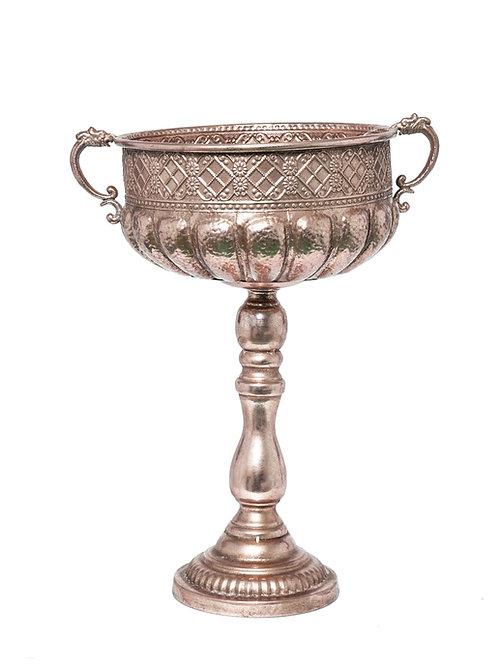Coppa portafiori rose gold