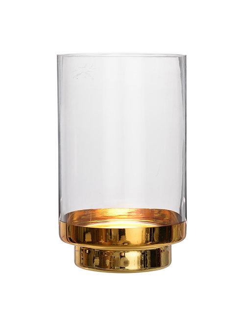 Porta candele oro