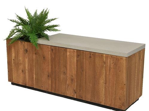 Panca porta piante outdoor