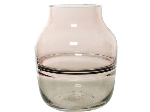 Vaso vetro sfumato