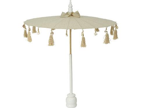 Ombrello lino stile orientale