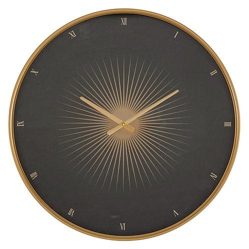 orologio da muro vista frontale
