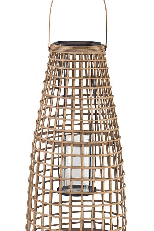 Lanterne bamboo set da 3