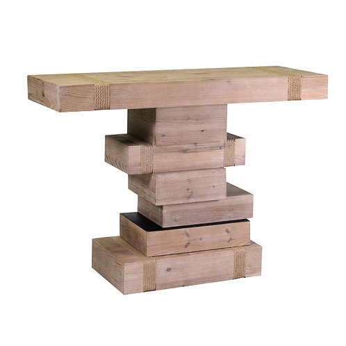 Consolle wood