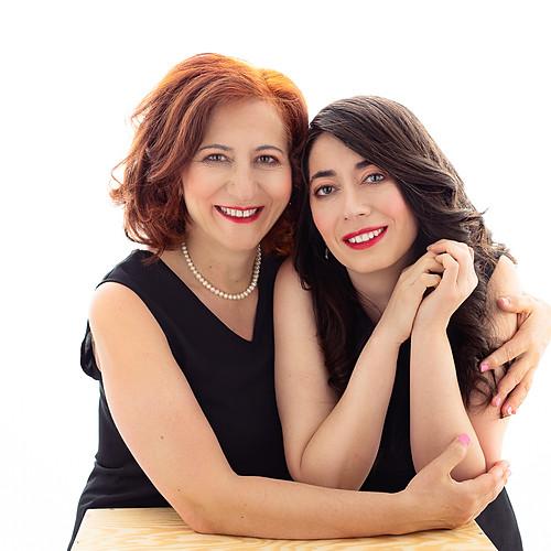 Séance Mère Fille Nurhayat & Yekbun