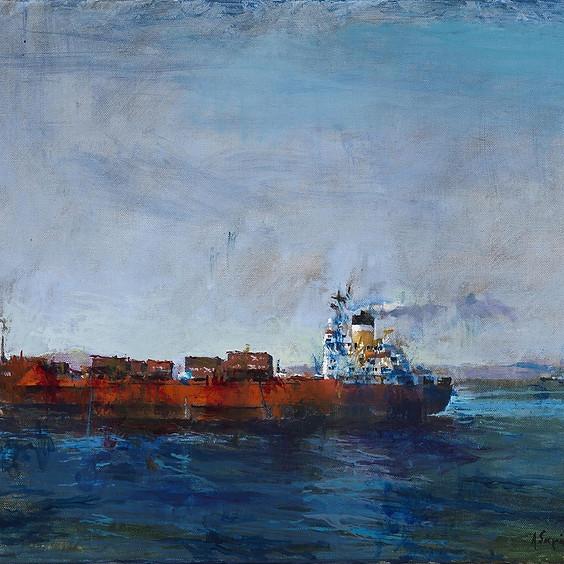 Έκθεση Ζωγραφικής: Θάλασσα όπως έρως (2/6)