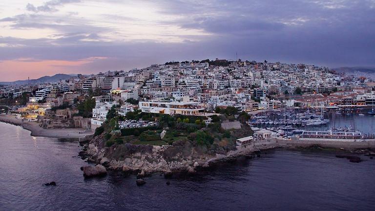 Επίσκεψη στις εγκαταστάσεις του Ναυτικού Ομίλου Ελλάδος